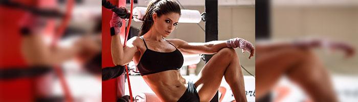 Entrenamiento Y Dieta De La Diva Del Fitness: Michelle Lewin